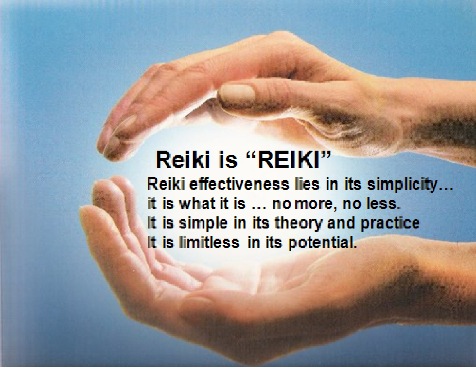 Reiki Certification Energy Bubble Energetically Thinking = R.A.T.S ...